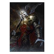 Купить портретные постеры Diablo