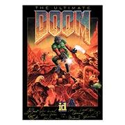 Купить портретные постеры Doom