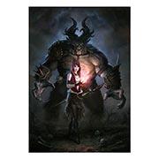 Купить портретные постеры Dragon Age