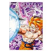 Портретный постер Dragon Ball Z