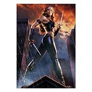 Портретный постер Elektra