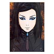 Купить портретные постеры Ergo Proxy