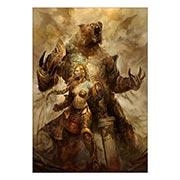 Купить портретные постеры Guild Wars