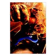 Купить портретные постеры Fantastic Four