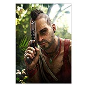 Портретный постер Far Cry