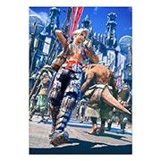 Купить портретные постеры Final Fantasy