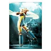 Портретный постер Final Fantasy