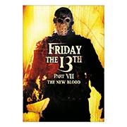Купить портретные постеры Friday 13th