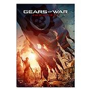 Портретный постер Gears of War