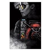 Портретный постер Ghostbusters
