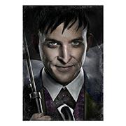 Портретный постер Gotham