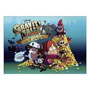 Купить портретные постеры Gravity Falls