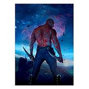 Купить портретные постеры Guardians of the Galaxy
