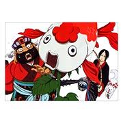 Портретный постер Hoozuki no Reitetsu