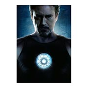 Портретный постер Iron Man
