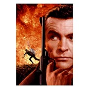 Портретный постер James Bond: From Russia with Love