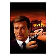Портретный постер James Bond: Man with the Golden Gun