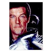 Портретный постер James Bond: Moonraker