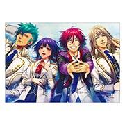 Купить портретные постеры Kamigami no Asobi