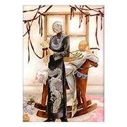 Купить портретные постеры Kaoru Yukifuna Art