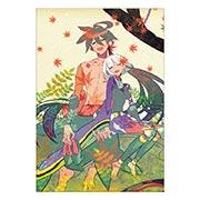 Купить портретные постеры Katanagatari