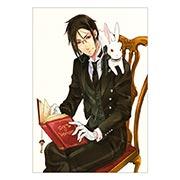 Купить портретные постеры Kuroshitsuji