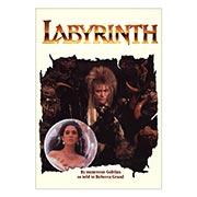 Портретный постер Labyrinth