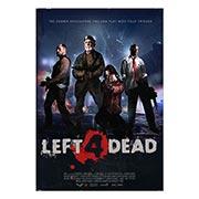 Купить портретные постеры Left 4 Dead