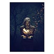 Купить портретные постеры Magicians