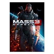 Портретный постер Mass Effect