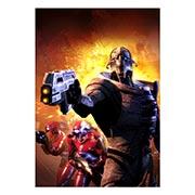 Купить портретные постеры Mass Effect