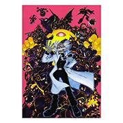 Портретный постер Mega Man