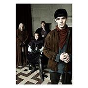 Купить портретные постеры Merlin