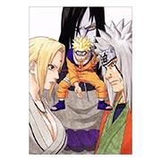 Купить портретные постеры Naruto