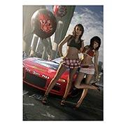 Купить портретные постеры Need for Speed