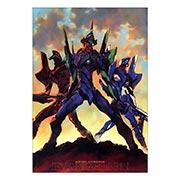 Купить портретные постеры Neon Genesis Evangelion