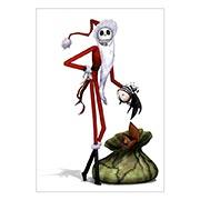 Купить портретные постеры Nightmare Before Christmas