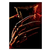 Портретный постер Nightmare on Elm Street