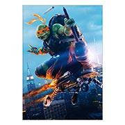 Купить портретные постеры Ninja Turtles