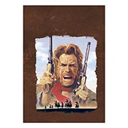 Купить портретные постеры Outlaw Josey Wales