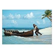 Портретный постер Pirates of the Caribbean