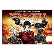 Портретный постер Red Alert