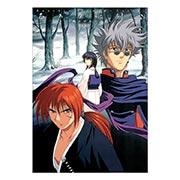 Купить портретные постеры Rurouni Kenshin