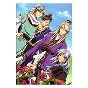Купить портретные постеры Saiunkoku Monogatari