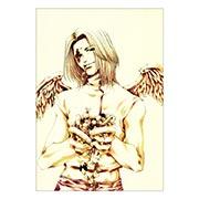 Купить портретные постеры Saiyuki