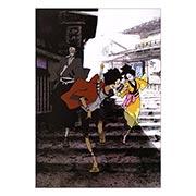 Купить портретные постеры Samurai Champloo