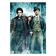 Купить портретные постеры Sherlock Holmes