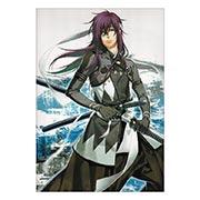 Купить портретные постеры Hakuoki: Shinsengumi Kitan