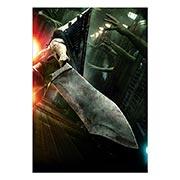 Портретный постер Silent Hill