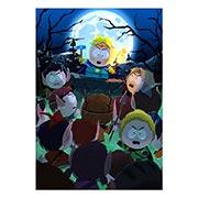 Портретный постер South Park